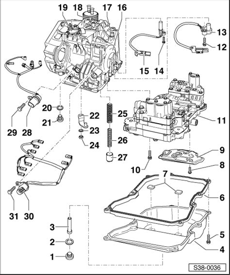 Skoda Transmission Diagram by Skoda Workshop Manuals Gt Octavia Mk2 Gt Power Transmission