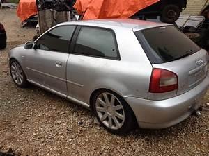 Audi A3 1 8 Turbo 180cv    Sucata Para Retirada De Pe U00e7as