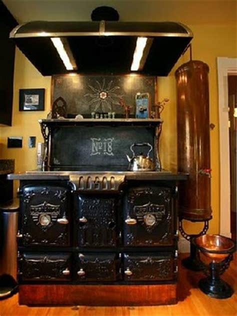 Steampunk Appliances For The Modern Home « Appliances