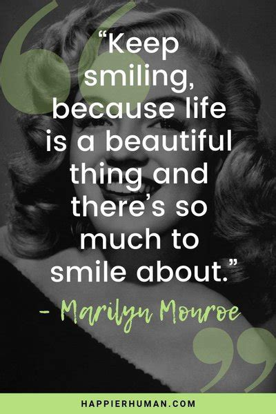 smile quotes    day   happier
