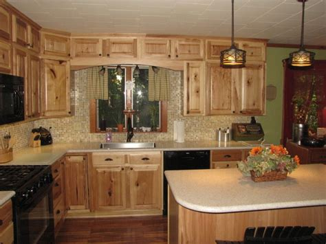 hickory kitchen cabinets lowes denver hickory stock sweigart traditional kitchen