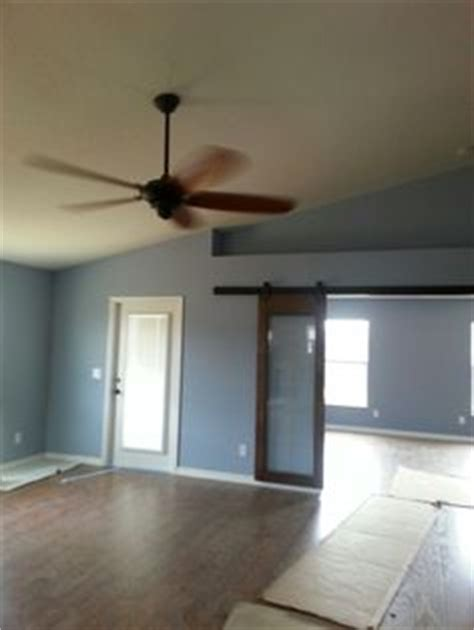 foto de Sherwin Williams Resolute Blue Paint colors for home