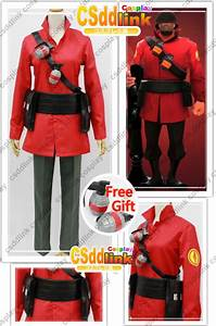 Team Fortress 2 Soldier Cosplay Costume