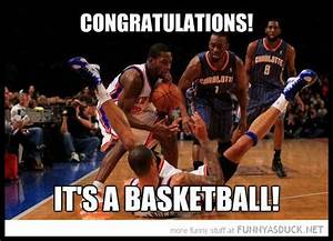 66+ Funny Baske... Dumb Basketball Player Quotes