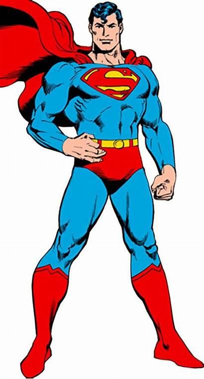 Superman Dc Comics Robots Comic Profile Characters