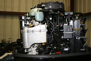 Pair Of 2001 Mercury 200 Efi  Low Hours