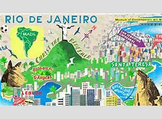 Rio de Janeiro Geography Climate, Weather, Temperature
