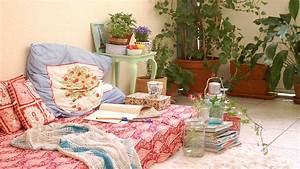 Schöne Terrassen Ideen : sch ne ideen f r deinen balkon dein sommerwohnzimmer ~ Orissabook.com Haus und Dekorationen
