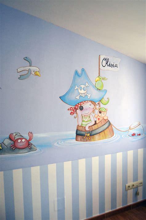 Imagenes De Barcos Animados Para Niños by Mural Piratas Para Habitacion Infantil En Madrid Jpg 900