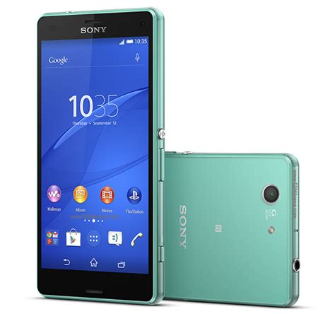 sony xperia  compact pictures official