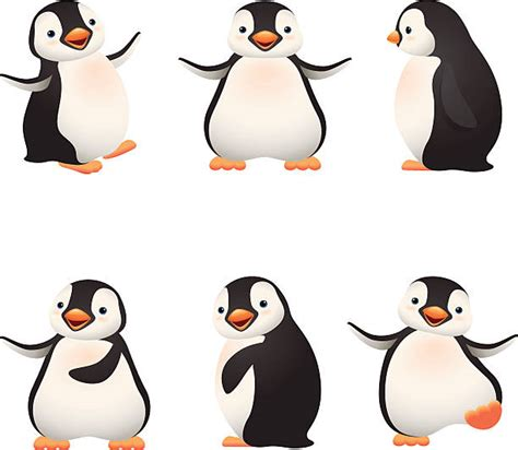 Royalty Free Penguin Clip Art Vector Images