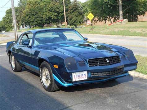 chevrolet camaro  sale  hemmings motor news