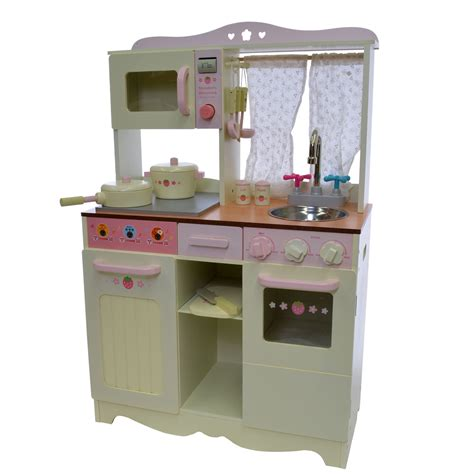 Country Cottage Toy Kitchen  Classy Tot