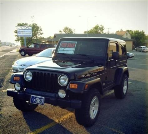 used 2 door jeep rubicon find used 2006 jeep wrangler rubicon sport utility 2 door