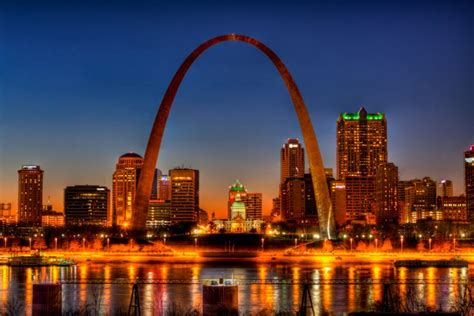 Running In St Louis, Missouri Best Routes And Places To