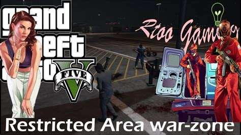 restricted gta area zone war