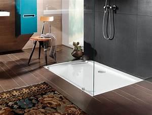 Bac Douche Italienne : douche italienne les receveurs douche italienne ~ Edinachiropracticcenter.com Idées de Décoration