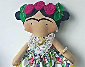 Frida Kahlo Kissen : die besten 25 mu ecas de trapo mexicanas ideen auf pinterest ausgestopfte tiere n hen ~ One.caynefoto.club Haus und Dekorationen