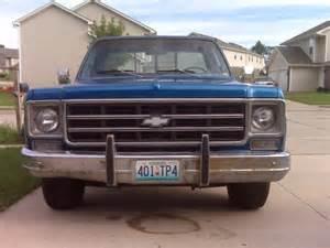 1978 Chevy Truck Custom Grill