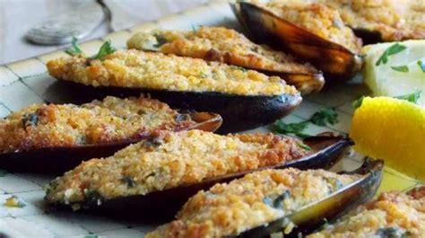 comment cuisiner le foie gras moules gratinées au four recette par mes inspirations