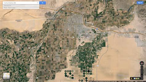 Yuma Arizona Map