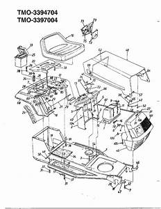 26 Huskee Lawn Mower Drive Belt Routing Diagram