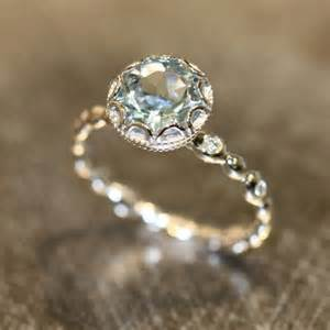 cheap unique engagement rings best 25 aquamarine engagement rings ideas on aquamarine wedding aquamarine wedding