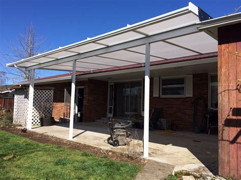 Standard Aluminum Patio Covers