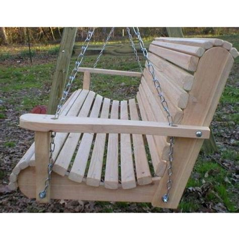 woodwork cypress porch swing plans  plans