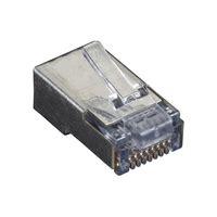 c5eezsp 100pack cat5e shielded ez rj45 plugs black box