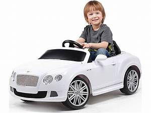 Rastar Bentley Gtc 12v White  Remote Controlled