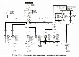 1994 Ford Ranger Lighting Wiring Diagram