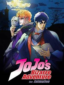 Watch JoJo's Bizarre Adventure Season 1 Episode 25: The ...