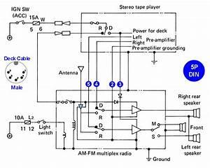 Bluebird Wiring Diagram Speaker
