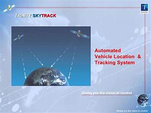 automated vehicle location tracking system With automated tracking system