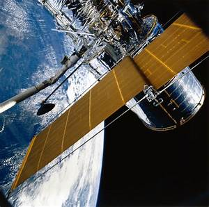 Deployment of the Hubble Space Telescope, 1990. at Science ...