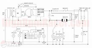 7 Best Images Of Kazuma Falcon 110 Wiring Diagram
