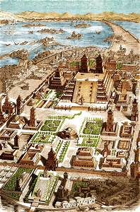 Tenochtitlan, Aztec City-state Photograph by Science Source
