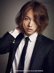 Korean Man Pirate Long Hair