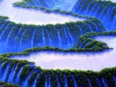 Top Most Beautiful Biggest Waterfalls The World
