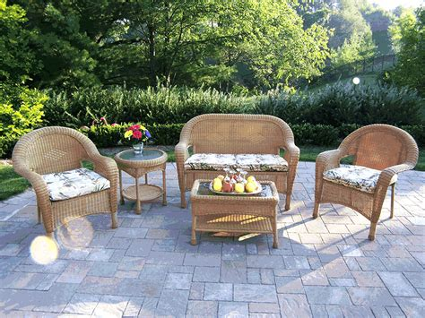 how to buy wicker garden furniture on a budget out out black wicker outdoor furniture all weather with small