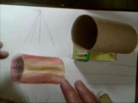 comment dessiner un canapé en perspective comment dessiner en perspective 8 20 cylindre en 3d sur