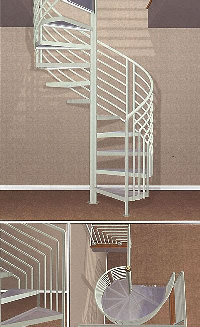 patio deck stairs spiral staircase kits mid level models