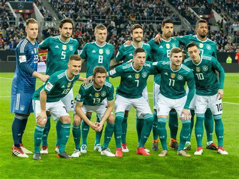 Especial Copa do Mundo: conheça a seleção da Alemanha