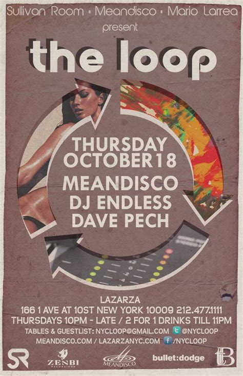 The Loop with Meandisco, DJ Endless & Dave Pech & Nate ...