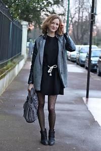 zips et plumetis une parenthese mode With robe et bottine
