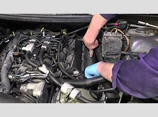 Servicing a Range Rover L322 44 V8 Petrol BMW M62 engine