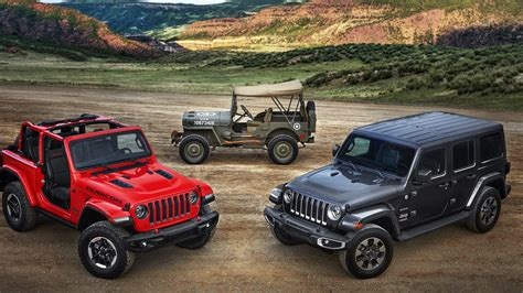 Cars Jeep Wrangler Suv 2019 Hd Wallpapers