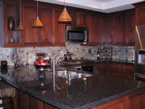 Kitchen Paint Colors With Natural Cherry Cabinets by Granite Countertop Colors With Cherry Cabinets