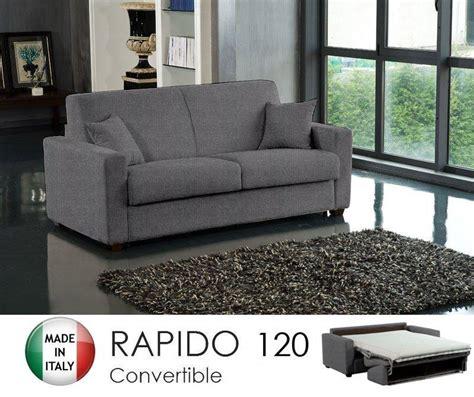 canapé convertible couchage 120 canape ouverture rapido 2 3 places dreamer convertible lit